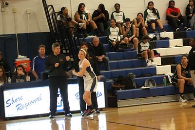 West Long Branch Varsity Basketball 2015