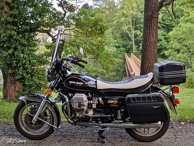 1984 Moto Guzzi California II Convert
