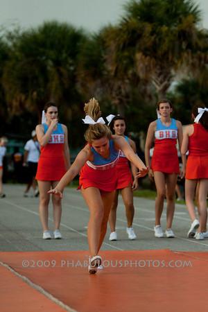Edgewater @ Boone Freshman Cheer - 2010