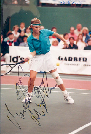 1991 Dow Corning Tennis Challenger