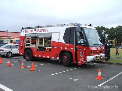 FRNSW - ME238 - Austral Firepac - Pumper