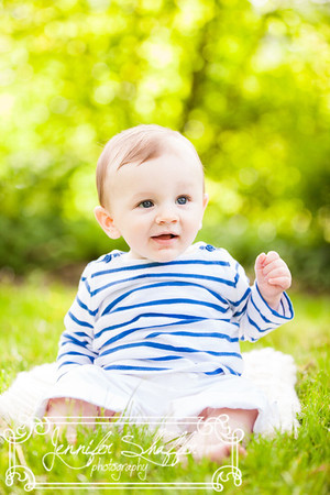 Henry 6 Month Session Highlights