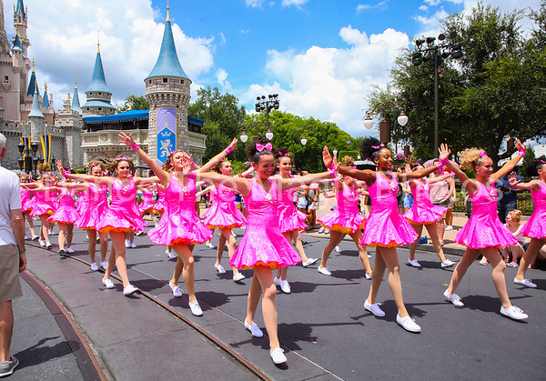 Summertime Spectacular-Walt Disney World 2019