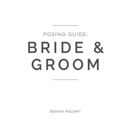 Bride & Groom Posing Guides