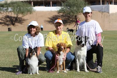 USDAA Cynosport 2009 - DAM Team Finals