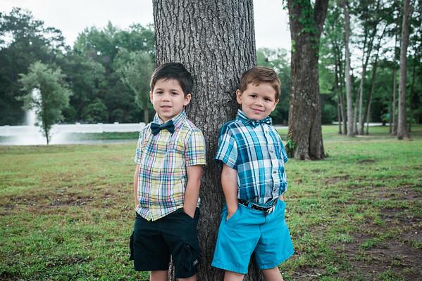 Luke & Mason