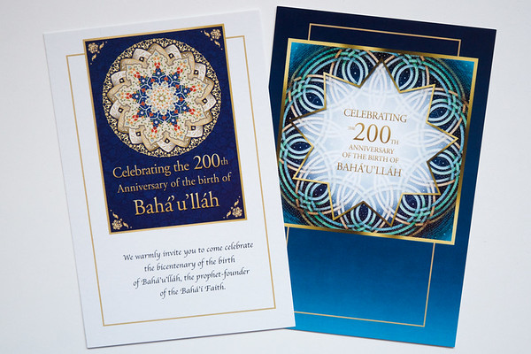 Responding to the Bicentenary of the Birth of Bahá'ulláh