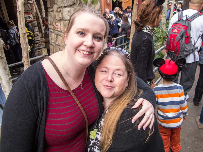 Nebby and Kristen