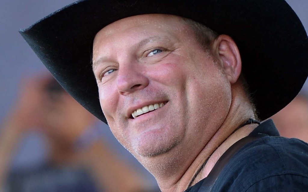 . Country singer John Michael Montgomery is 52. (Getty Images: Rick Diamond)