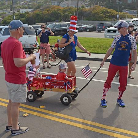 07-04-17: Del Mar 4th of July Parade