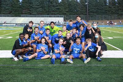 Varsity Boys soccer vs Lakeville South