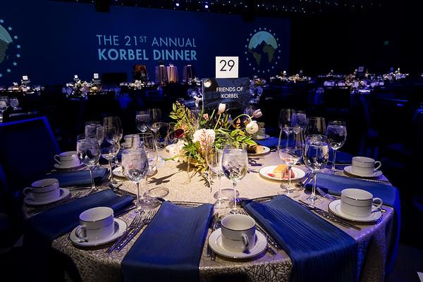 2019 Korbel Dinner