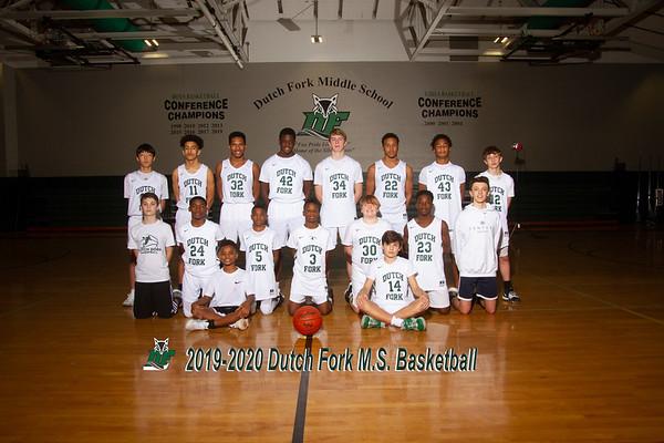 2019-2020 MS Basketball