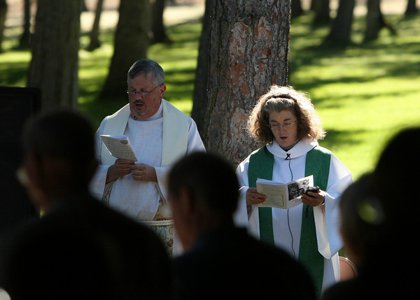 Worship in the Park - 2010