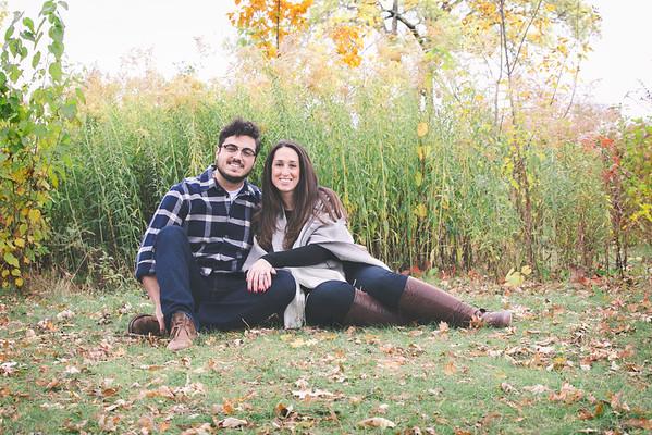 Patrick & Amanda