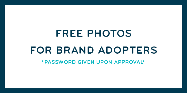 Free Photos for Brand Adopters