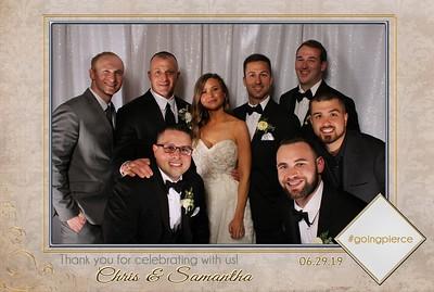 Chris & Samantha Wedding
