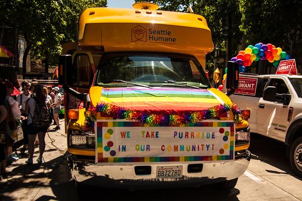 2019 Seattle Pride Parade