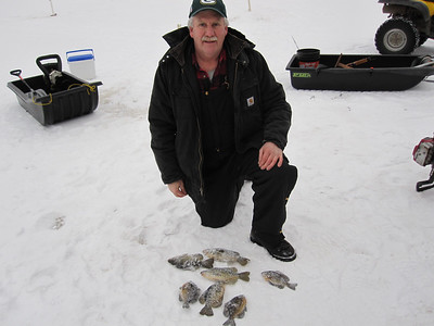 Fishin with Jim Shaw 1/2010