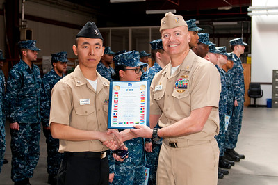 J Penados Reenlistment_NATO Award