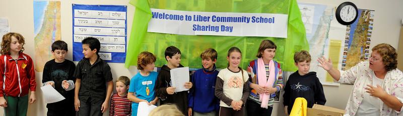 Liber Community School Sharing Day.2008-12-12