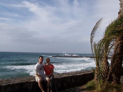 Tenerife Christmas 2009