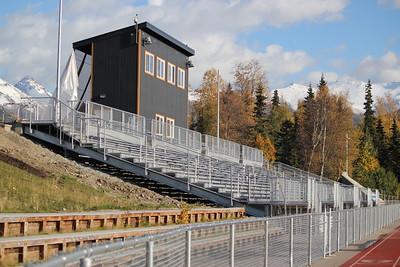 SAHS Stadium Construction