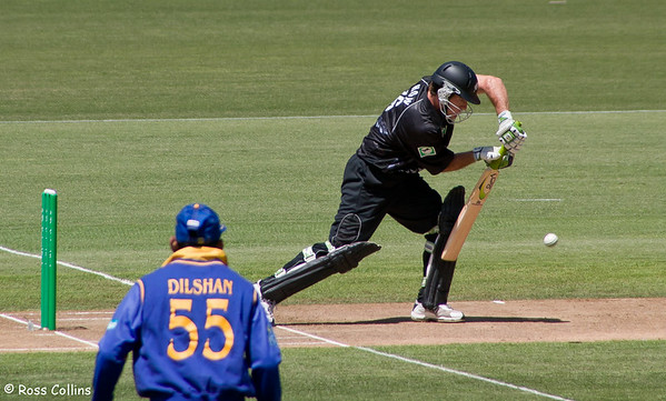 New Zealand vs Sri Lanka 2006
