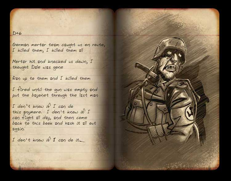 Brothers in Arms Journal Page 7
