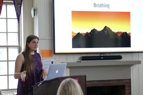 Senior Thesis Presentations 2019