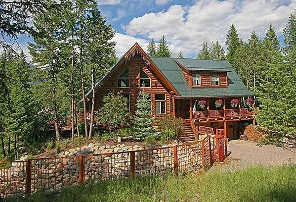 Dreamcatcher Lodge: our kind of Montana getaway.
