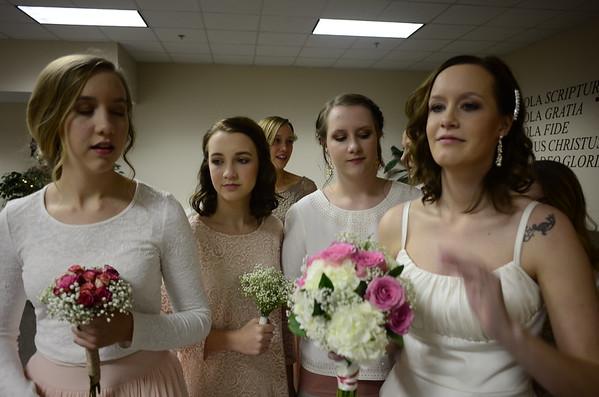 Hannah Howell O'Steen Wedding