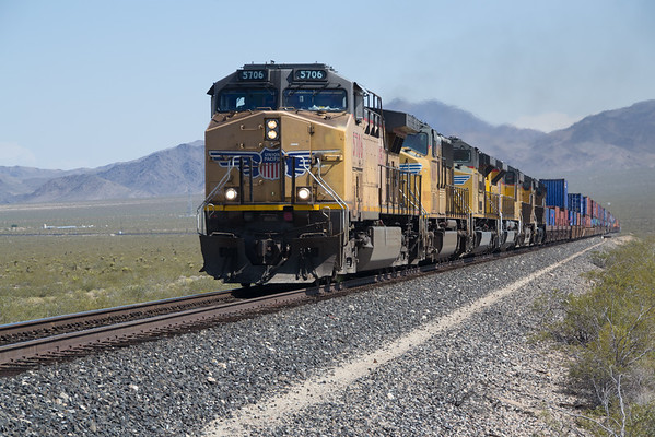 UP Cima Sub and BNSF Seligman Sub - June 2015