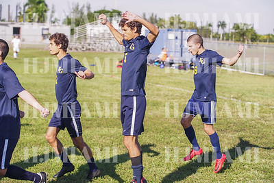 Soccer Boys V 11-28-2018