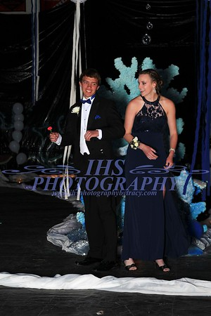 PHS Prom Grand March