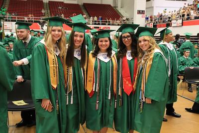 2019 Northwest High School Graduation