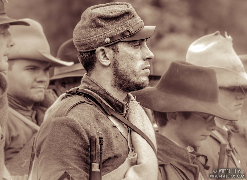 Rag Tag Army    Photography by Wayne Heim
