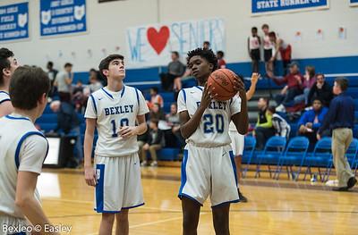JV Boys Basketball vs Horizon