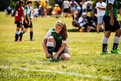 June 11, 2016 - PSC Classic - U11 Girls Silver - Zylman Cox Field #24