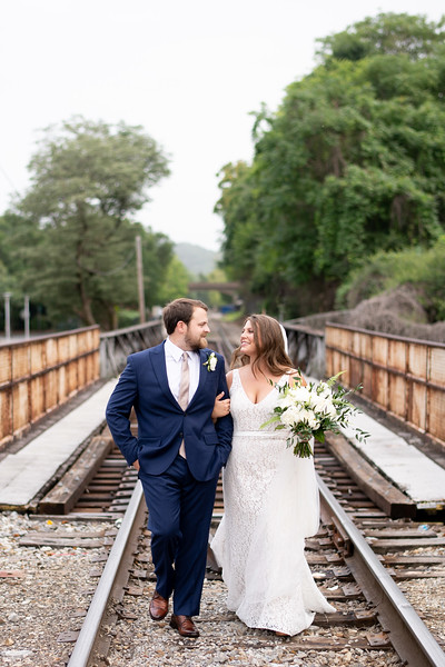 Knoxville Wedding Railroad