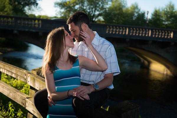 Matt and Nicole Engagement by Gino Guarnere