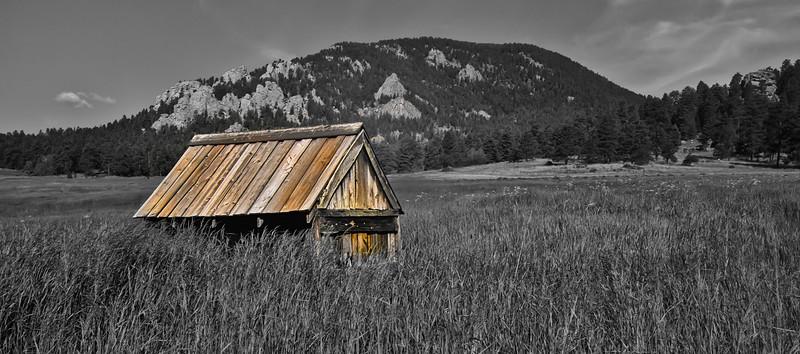 Meyers Ranch Pump House, Colorado