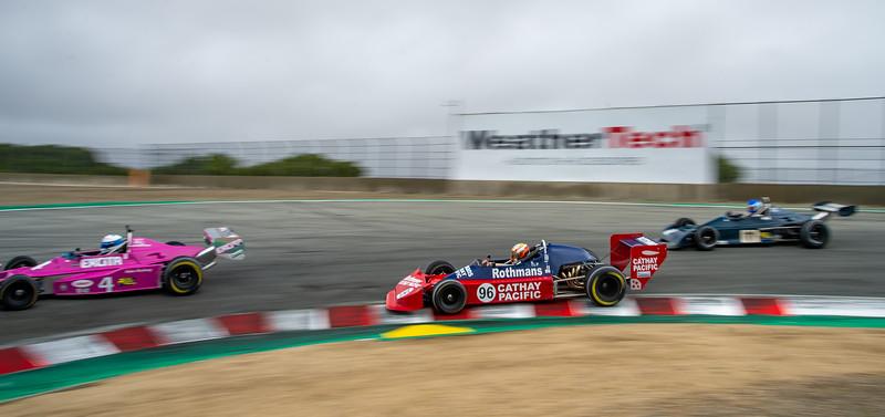 Masters Speed Festival at WeatherTech Raceway Laguna Seca 2021