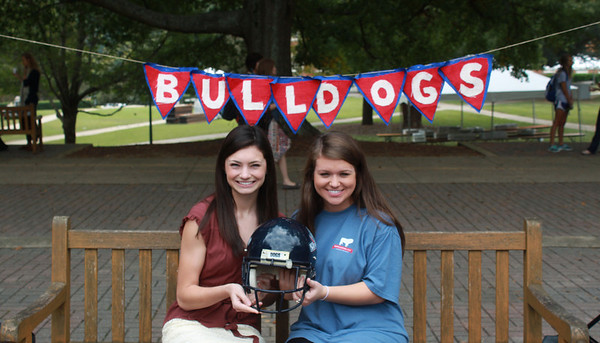 Samford Homecoming 2012
