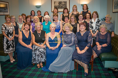 1st Border Club Ladies Dinner