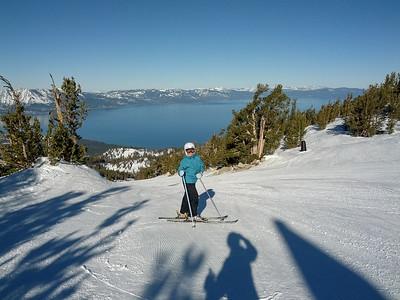 2013 Tahoe skiing