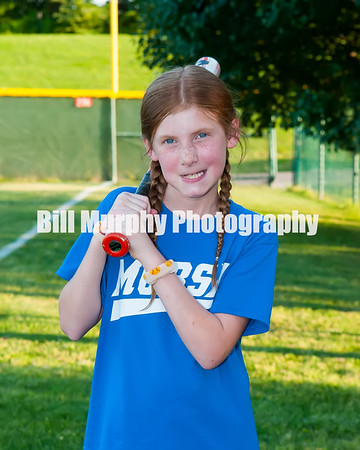 2016 Fast Pitch Softball Royal Blue Team