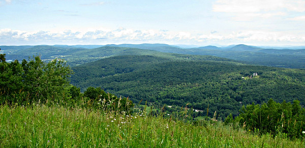 South Taconic Trail - Catamount and Prospect Hill (July 15)