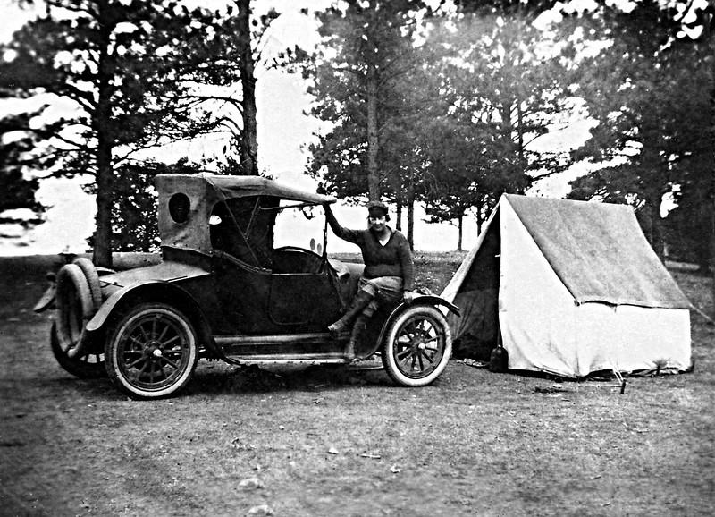 Margaret Wilcox Nelson Car Camping.jpg