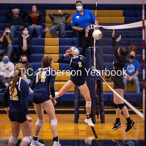 JV Volleyball 11/19